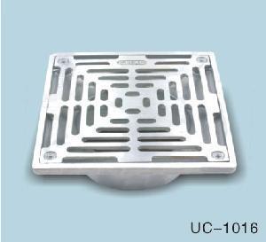 China Nickel-Bronze Floor Drain (UC-1016) wholesale