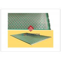 China 2000 48- 30 PWP  Shaker Screens 2-3 Layers With 20-325 Mesh on sale