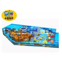 China 3-12 Years Age Childrens Soft Play Equipment 12 Months Warranty wholesale