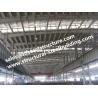 ISO / CE Cost-effictive Pre-engineered Building Steel Frame Buildings
