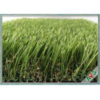 China Green Color Garden Outdoor Artificial Grass UV Resistant Grass Carpet Turf wholesale