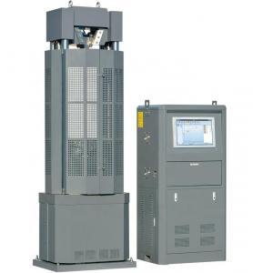 China Computer Controlled Servo Hydraulic Universal Testing Machine 100 Ton UTM Equipment wholesale