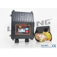 1 Phase Pump Motor Starter With LCD Screen Displaying Motor Running Status