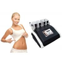 China Double Heads Cellulite Removal Machine Vacuum Ultrasonic Cavitation Fat Burning wholesale