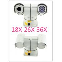 China Night vision High Vehicle Car PTZ camera  Mounted 360 Degree 36X sony chip 1010P on sale