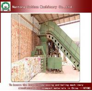 China MZD160 Automatic Hydraulic Waste Paper Baler on sale