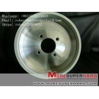 China Vitrified Bond Diamond Grinding Wheel for PCD and PCBN inserts on sale