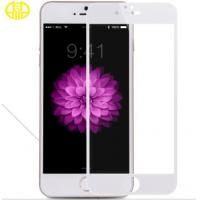 China Iphone 6 / 6 plus Tempered Glass Screen Protectors 9H Anti-scratch wholesale