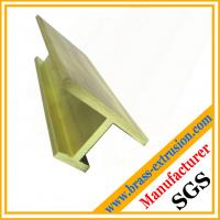 China C38500 brass extrusions profiles frames covers on sale