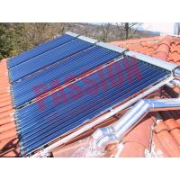 China CE Certificated U Pipe Solar Collector For Thermosiphon Solar Hot Water System on sale
