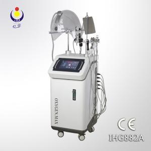 China oxygen JET IHG882A oxygen beauty machine for beauty salon use on sale