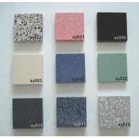 China Crystallized Glass Panel(Crystal White Stone) wholesale