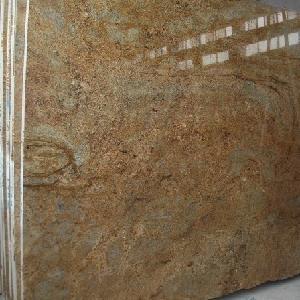 Quality Kashmir Gold Granite Floor Tile (FY87) for sale