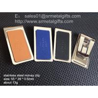 China China metal money clip factory for best value steel money clip selection, on sale