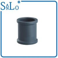 China Round Grey / Blue Pvc Pipe Joints Couplings Plumbing Supply Four Inch Six Inch wholesale