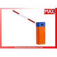 China Automatic Reversing Electronic Parking Barrier Manual Release For Parking System wholesale