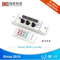 DC 12V 24V rotary dimmer switch, Knob dimming RGB LED switch controller &LED RGB Controller DIY lighting
