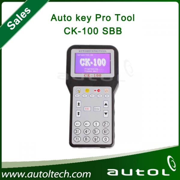 Quality Ck100 Auto Key Programmer V39.02 SBB The Latest Generation Ck-100 Auto Key Programmer V39.02 Multi-Language for sale