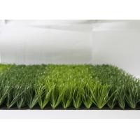 China Fire Resistant Sports Artificial Turf , Football Field Artificial Grass wholesale