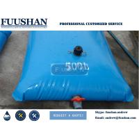 China Fuushan Reliable Factory Supplier Pvc Portable Oil Storage Tanks Fuel Storage Bladder  Fuel Tanks For Sale wholesale