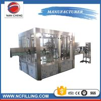 Buy cheap Automatic carbonated beverage drink water filling machine germany from wholesalers