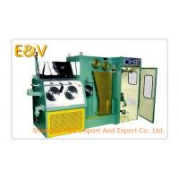 Buy cheap 12Dt Copper Wire Rod Drawing Machine , 2500 MPM/ MAX Wire Drawing Machinery from wholesalers