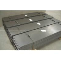 Buy cheap Mirror Finished 410 Stainless Steel Plate , Custom Thin Stainless Steel Sheet from wholesalers