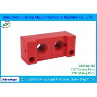 China JF214 CNC Plastic Machining Precision Turning and Milling Machining Parts on sale
