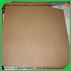 China BMPAPER White Top Kraft Liner /Virgin Kraft Liner Paper  For Carton Box wholesale