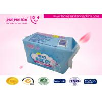 China Menstrual Period Cloud Sensation Sanitary Napkins , 290mm Disposable Sanitary Pads wholesale