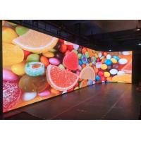 Buy cheap 3840 Hz High Refresh Rate Outdoor HD LED Display Screen With Front Service from wholesalers