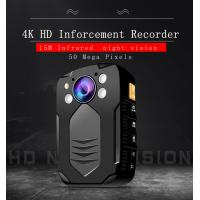 China HD 4K 2 Inch 1080P Video Police Body Cameras With Night Vision & Video Output HDMI wholesale