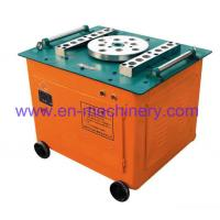 China GW40 Steel Bar Cutters and Benders Manual Rebar Bender and Cutter with Electric Motor on sale