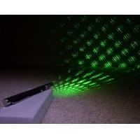 China 5mW-200mW 5 Caps Green Laser Pointer+Starriness wholesale