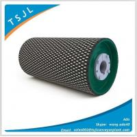 China Rubber Lagged Ceramic Lagging Pulley on sale