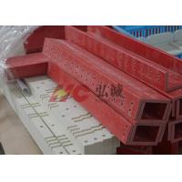 China High Flexural Strength Pultruded Profiles , L Angle DIN 5510 Certification wholesale