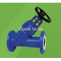 DIN Y Type Bellow Sealed Globe Valve