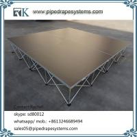 easy install smart intelligent stage riser for choral concert spcial event