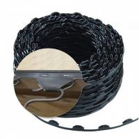 China Upholstery Sofa Plastic Clip Strips OKE Style Wear Resistant Extremely High Resilience wholesale