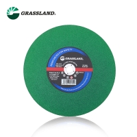 China MPA Metal 355mm 14 Inch Resin Green Cutting Disc wholesale