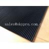 China Flooring / gasket thick 3mm rubber matting , black rubber floor mats wholesale