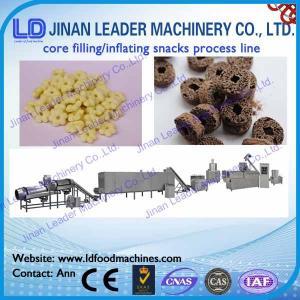China Fully automatic Puffed corn snacks making machine wholesale