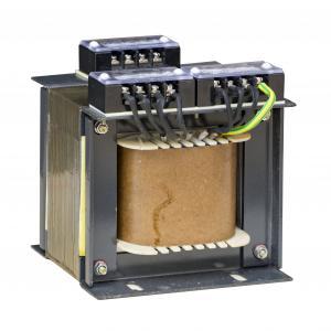 China tipo seco transformador de la base de hierro de la bobina del cobre de la baja tensión 450VA del aislamiento wholesale