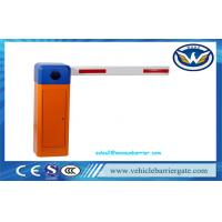 Buy cheap Access Control Rfid Barrier Gate Boom ,Heavy Duty Auto Barrier Gate System from wholesalers