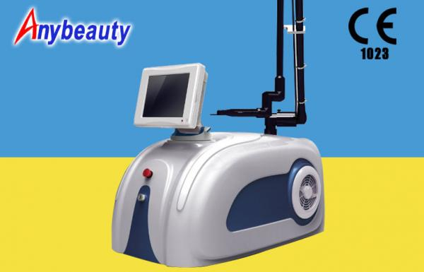 Powerful fractional CO2 laser skin resurfacing machine with CE , ISO , SFDA approval