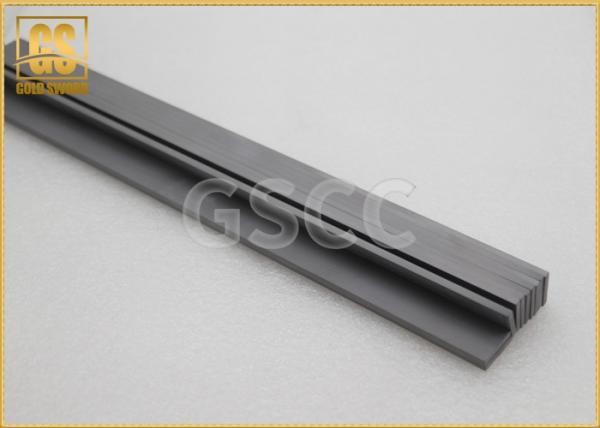 Quality High Hardness Tungsten Carbide Flat Bar RX10 / AB10 Rectangular Strip for sale