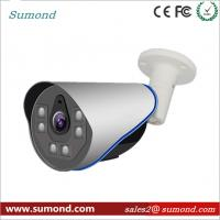 China New CCTV HD IP Camera Metal IR Bullet Home Security Camera 1080P POE IP Camera on sale