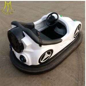 China Hansel  used amusement park kiddie rides for sale fiberglass body car bumper for adult wholesale