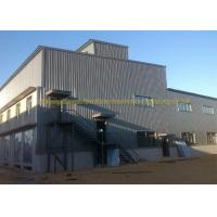 China Prefabricated Workshop Steel Structure Workshop Steel Buildings Q345 wholesale