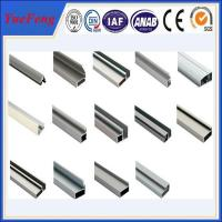China custom aluminium extrusions manufacture OEM aluminium frame for photos wholesale